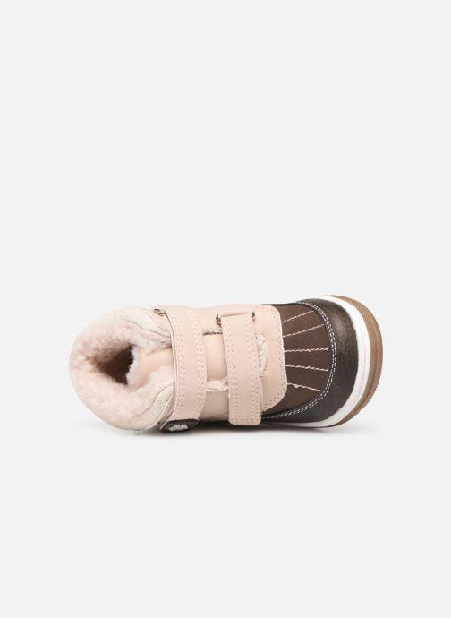 Boots en enkellaarsjes Kimberfeel Mini Roze links