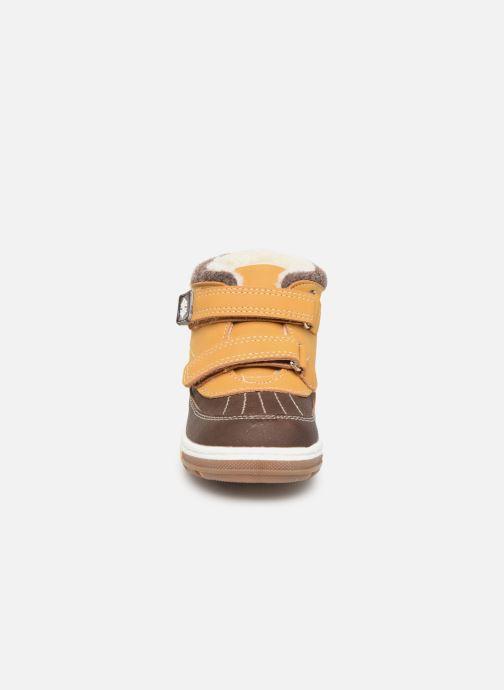 Bottines et boots Kimberfeel Mini Marron vue portées chaussures