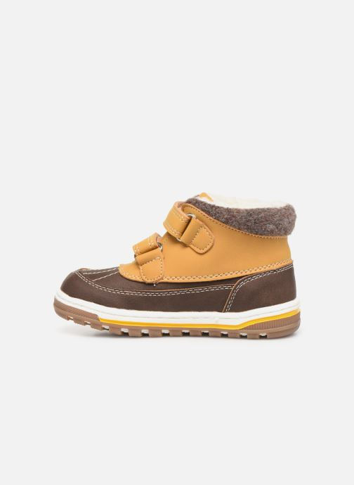 Bottines et boots Kimberfeel Mini Marron vue face