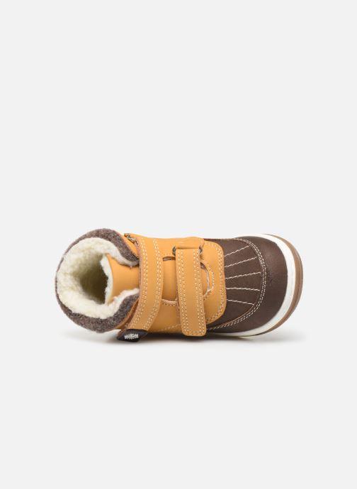 Bottines et boots Kimberfeel Mini Marron vue gauche