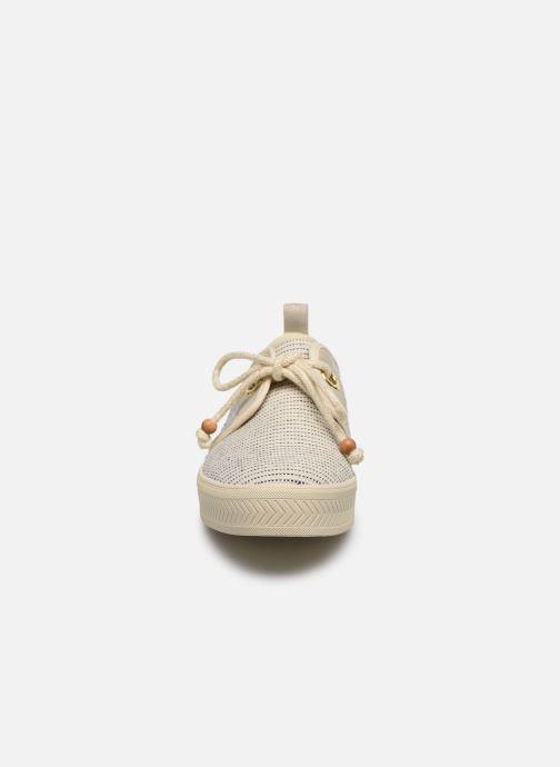 Baskets Armistice SONAR ONE W PALMA Beige vue portées chaussures