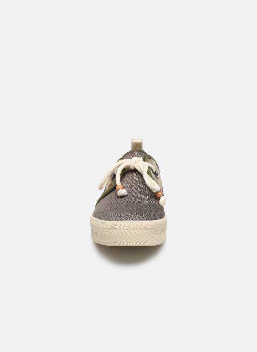 Baskets Armistice SONAR ONE W VENISE Marron vue portées chaussures