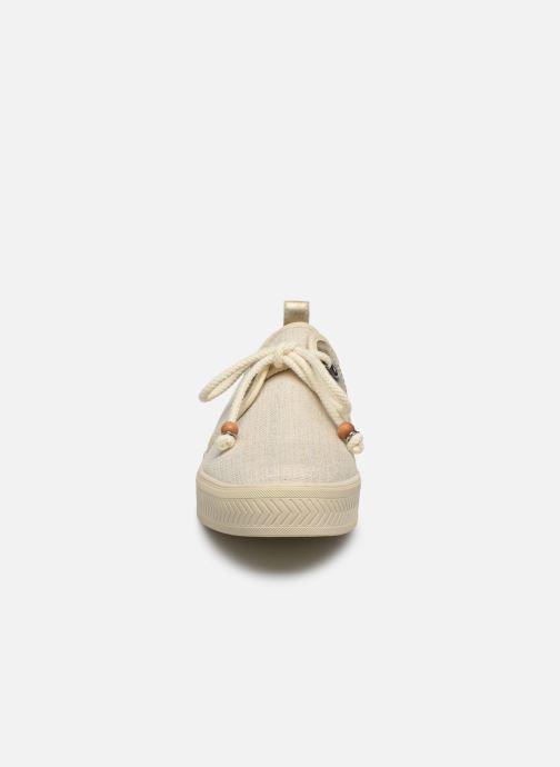 Baskets Armistice SONAR ONE W VENISE Beige vue portées chaussures