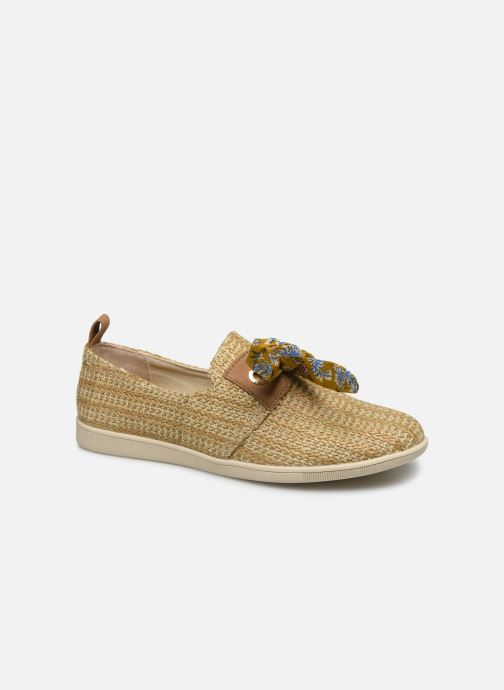 Baskets Armistice STONE ONE W BALI Marron vue détail/paire