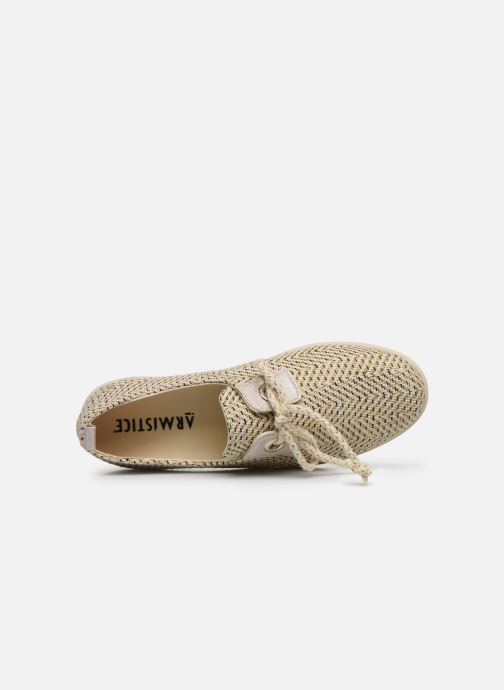Sneakers Armistice STONE ONE W GLORY Beige immagine sinistra
