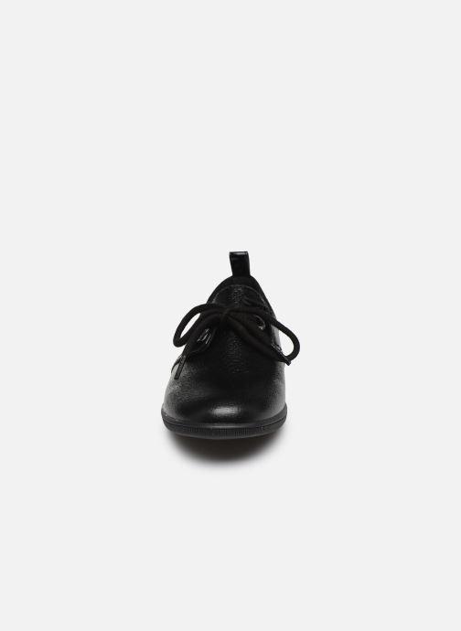 Chaussures à lacets Armistice STONE ONE W STRAW Noir vue portées chaussures