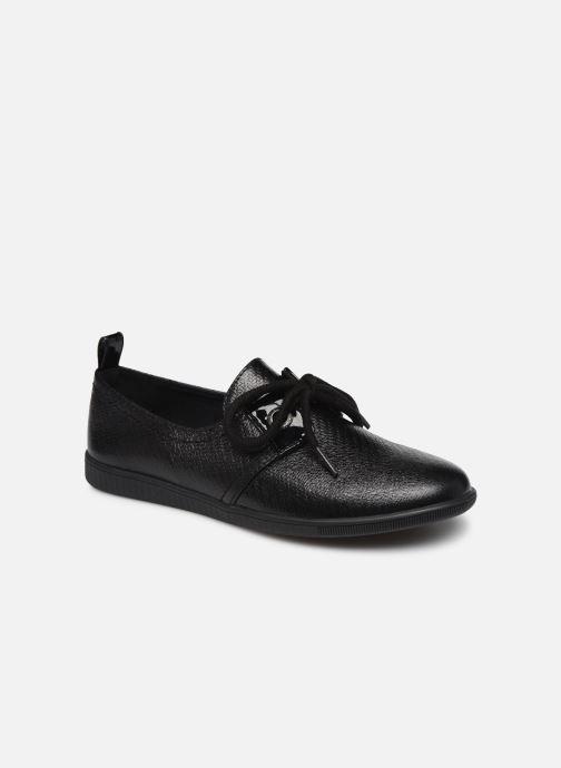 Chaussures à lacets Armistice STONE ONE W STRAW Noir vue détail/paire