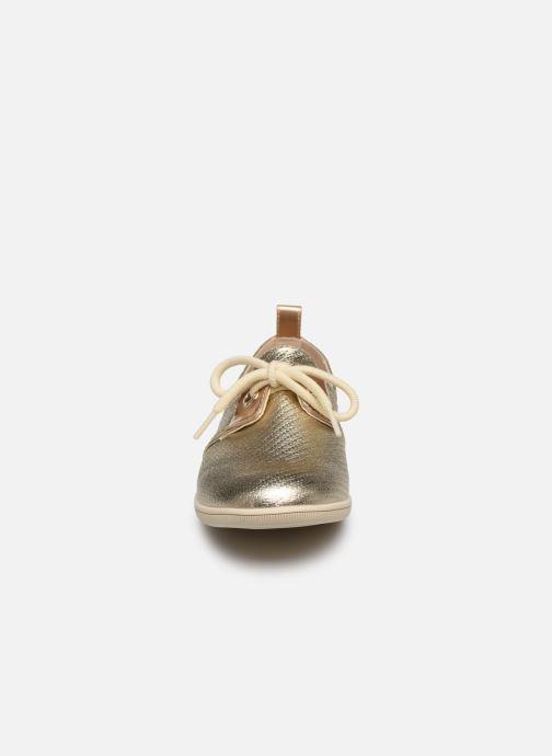Chaussures à lacets Armistice STONE ONE W STRAW Or et bronze vue portées chaussures