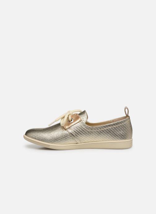 Chaussures à lacets Armistice STONE ONE W STRAW Or et bronze vue face