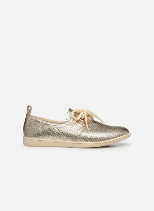 Chaussures à lacets Armistice STONE ONE W STRAW Or et bronze vue derrière