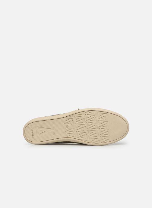 Chaussures à lacets Armistice STONE ONE W STRAW Or et bronze vue haut