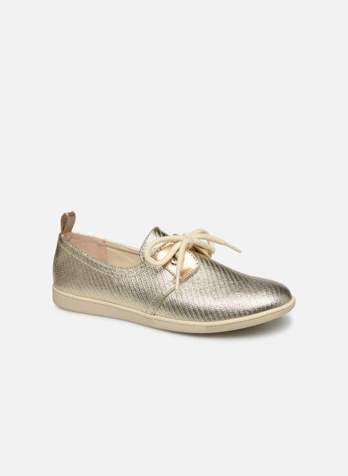 Chaussures à lacets Armistice STONE ONE W STRAW Or et bronze vue détail/paire