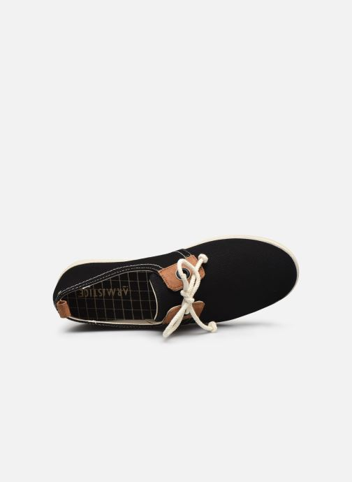 Sneakers Armistice STONE ONE M CANVAS Nero immagine sinistra