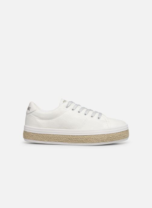 Trainers No Name MALIBU SNEAKER BRAIDY White back view