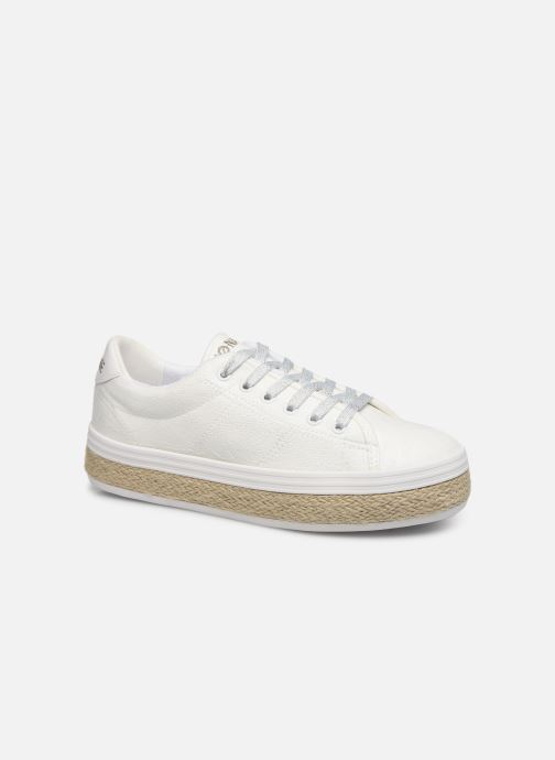 Trainers No Name MALIBU SNEAKER BRAIDY White detailed view/ Pair view