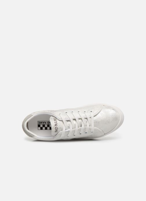 Baskets No Name PLATO M SNEAKER AFTER Argent vue gauche
