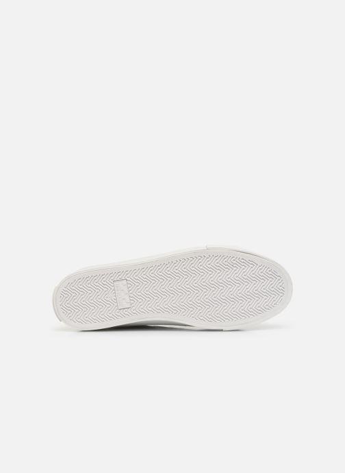 Sneakers No Name ARCADE STRAPS FOREVER/P.TIGER Argento immagine dall'alto