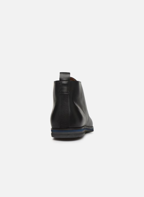 Bottines et boots Schmoove DRIVER DESERT FREEZA Noir vue droite