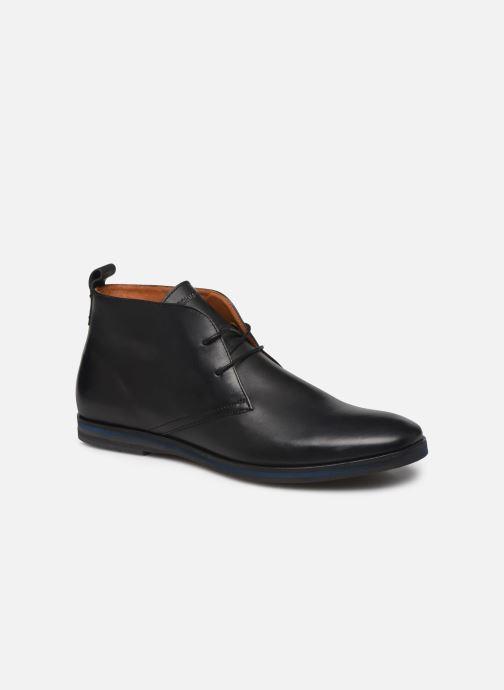 Bottines et boots Schmoove DRIVER DESERT FREEZA Noir vue détail/paire