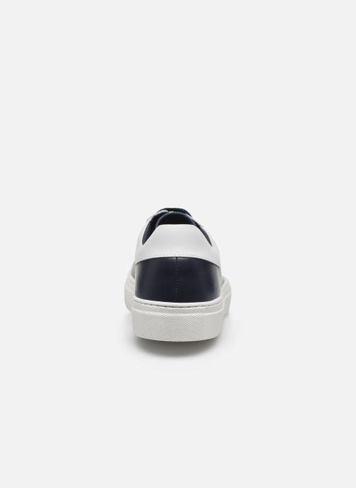 Sneakers Bensimon BASKET LISBONNE Nero immagine destra