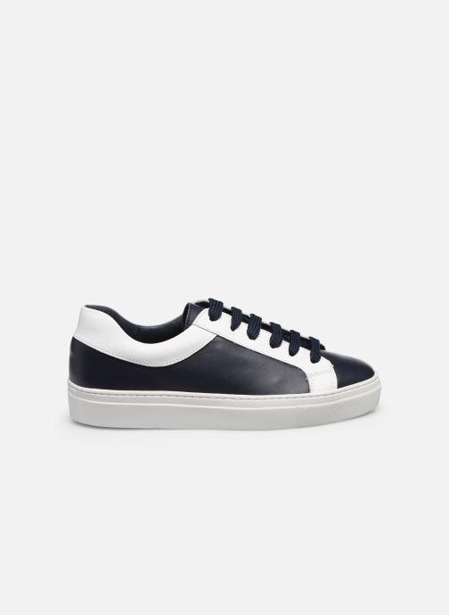 Sneakers Bensimon BASKET LISBONNE Nero immagine posteriore
