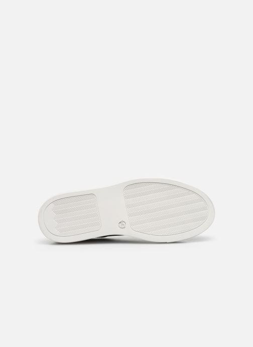 Sneakers Bensimon BASKET LISBONNE Nero immagine dall'alto