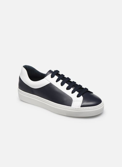 Sneakers Bensimon BASKET LISBONNE Nero vedi dettaglio/paio