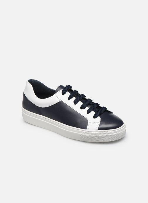Sneakers Bensimon BASKET LISBONNE Zwart detail
