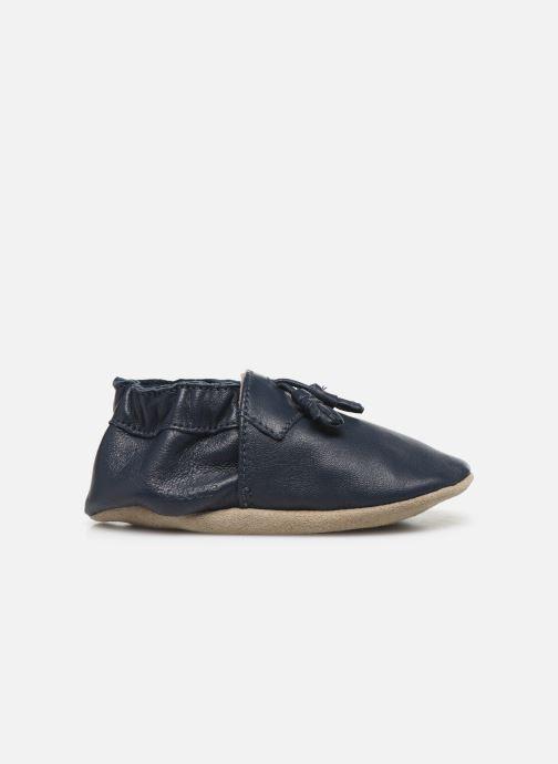 Pantofole Robeez Mocassin Azzurro immagine posteriore