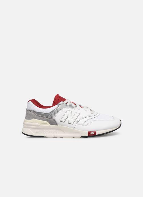 Sneakers New Balance CM997 D Wit achterkant