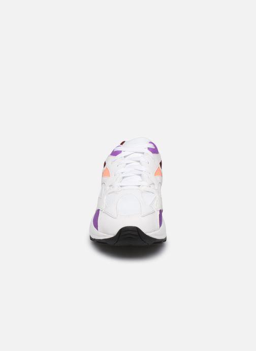 Sneakers Reebok Aztrek 96 Reinvente Bianco modello indossato