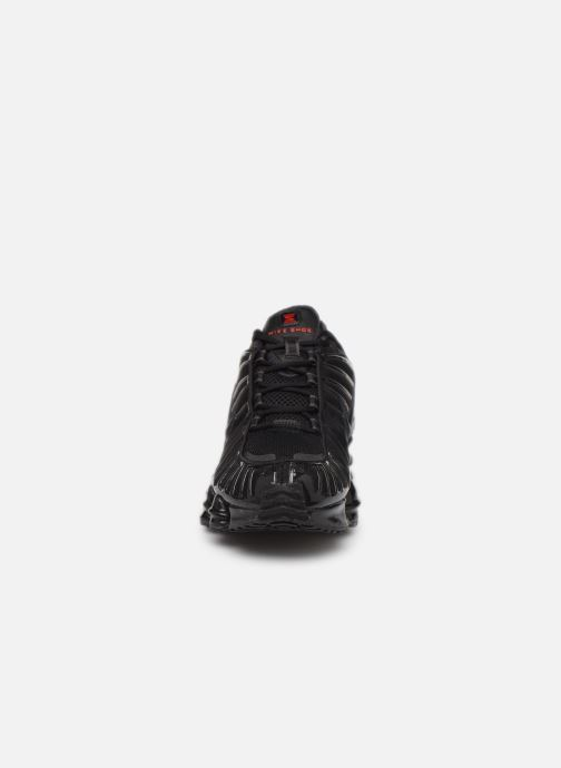 Deportivas Nike Nike Shox Tl Negro vista del modelo