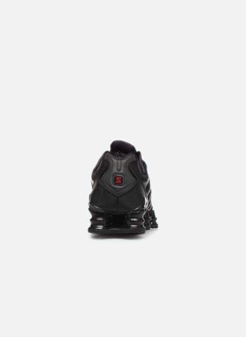 Baskets Nike Nike Shox Tl Noir vue droite