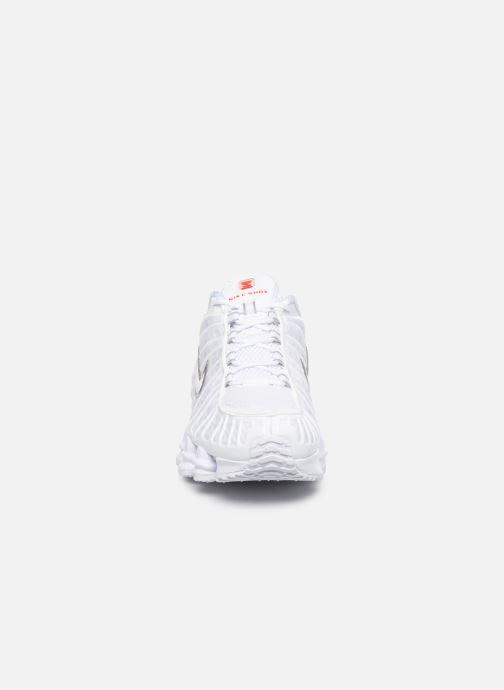 Trainers Nike Nike Shox Tl White model view