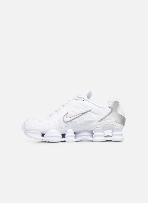 Trainers Nike Nike Shox Tl White front view