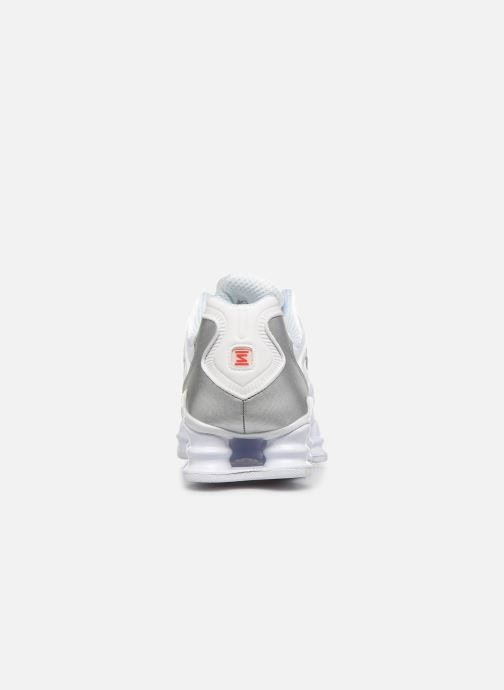 Trainers Nike Nike Shox Tl White view from the right