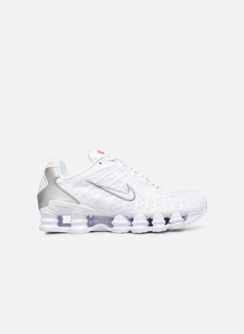 Trainers Nike Nike Shox Tl White back view