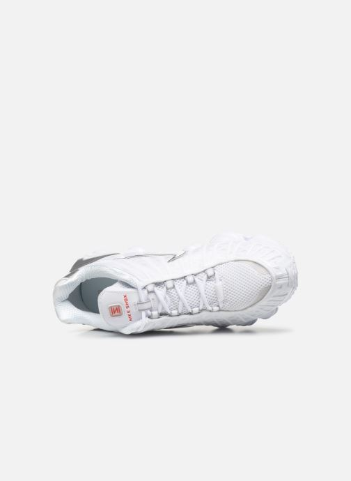 Trainers Nike Nike Shox Tl White view from the left