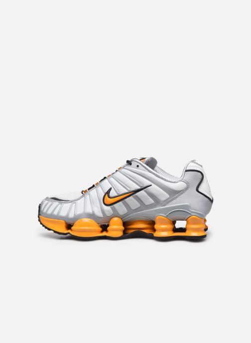 Sneakers Nike Nike Shox Tl Wit voorkant