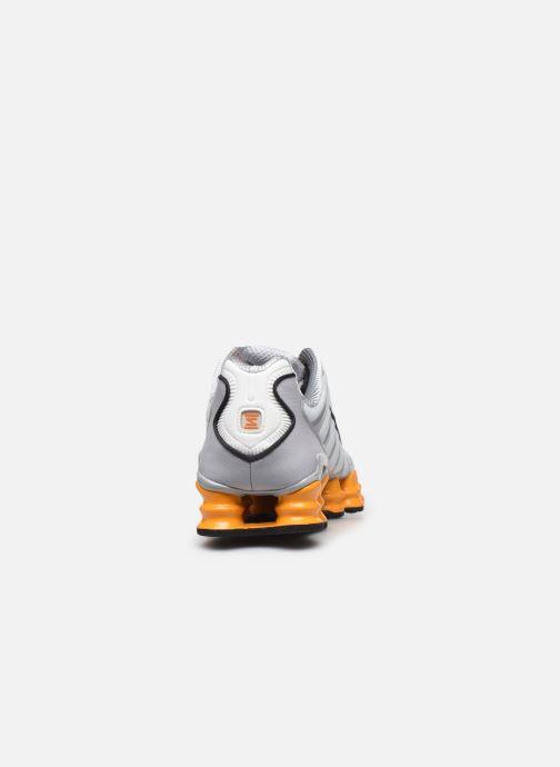 Sneakers Nike Nike Shox Tl Wit rechts