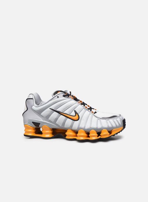Sneakers Nike Nike Shox Tl Wit achterkant