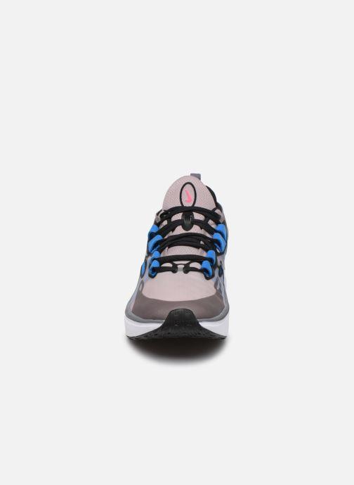 Baskets Nike Nike Dimsix Endo Gris vue portées chaussures