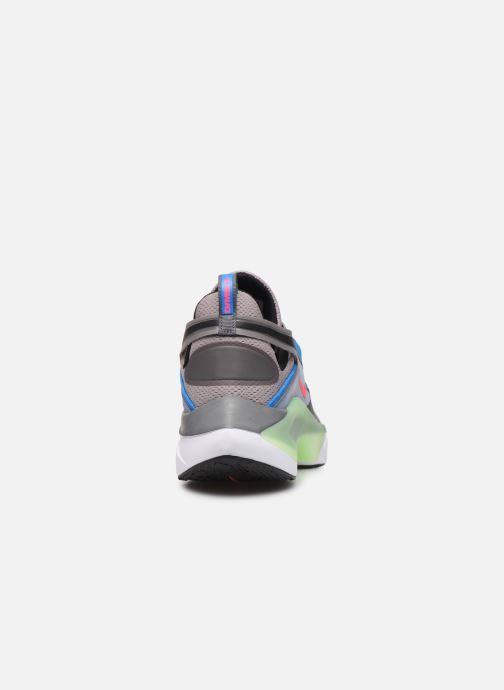 Baskets Nike Nike Dimsix Endo Gris vue droite