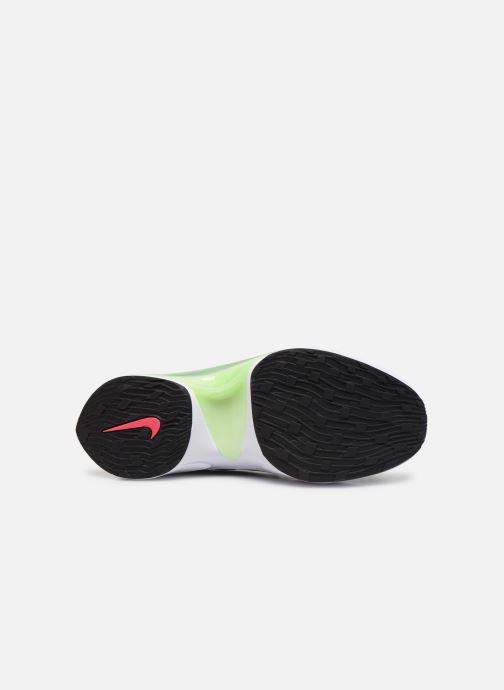 Baskets Nike Nike Dimsix Endo Gris vue haut