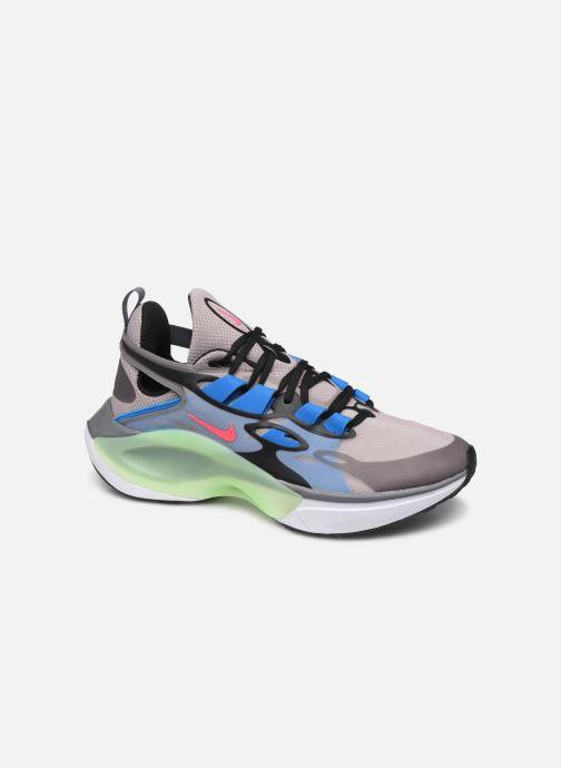 Baskets Nike Nike Dimsix Endo Gris vue détail/paire