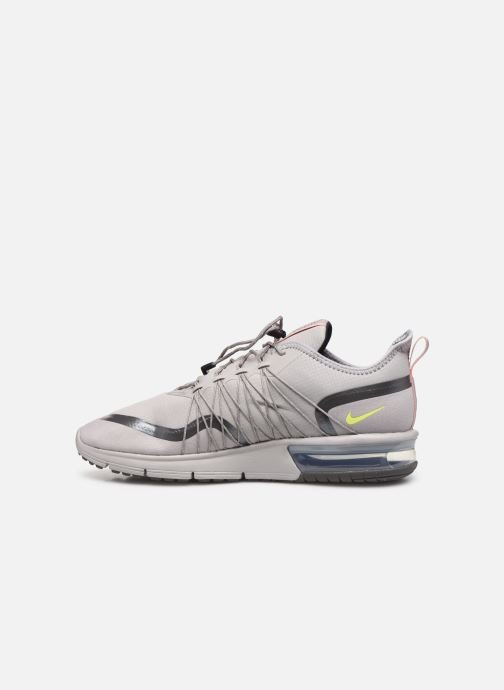 Sneakers Nike Nike Air Max Sequent 4 Shield Grigio immagine frontale