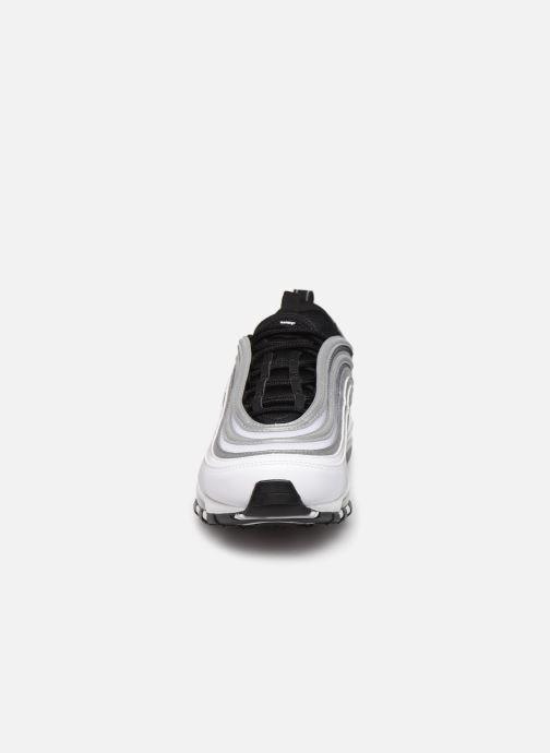 Baskets Nike Air Max 97 Multicolore vue portées chaussures