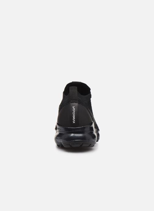 Sneakers Nike Nike Air Vapormax Flyknit 3 Nero immagine destra