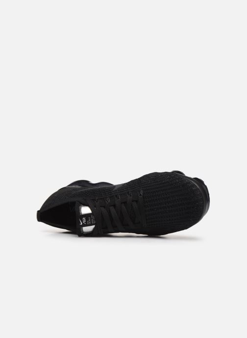 Sneaker Nike Nike Air Vapormax Flyknit 3 schwarz ansicht von links
