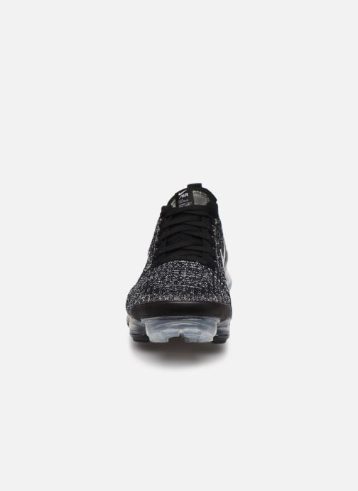 Sneaker Nike Nike Air Vapormax Flyknit 3 schwarz schuhe getragen